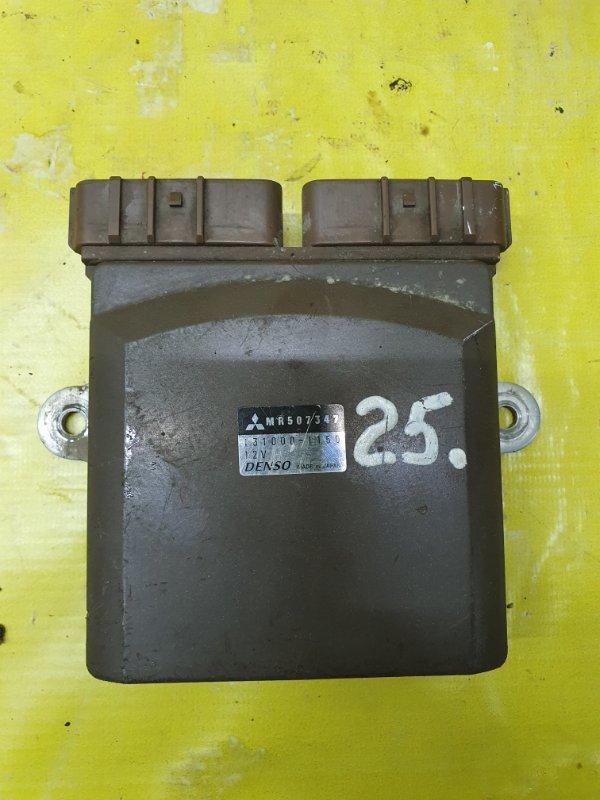 Блок управления форсунками Mitsubishi Mirage Dingo CQ2A 4G15 2001