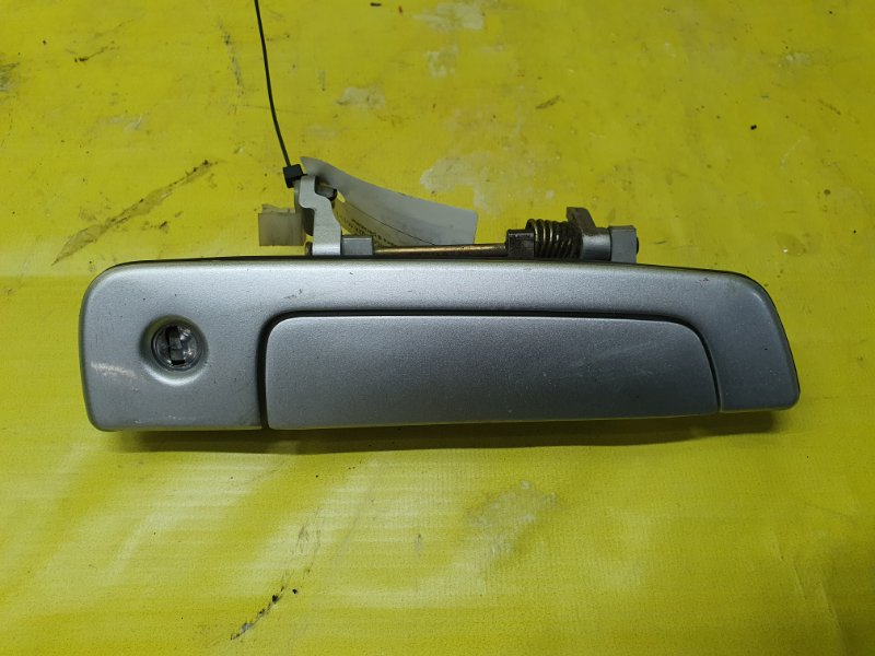 Ручка двери внешняя Mitsubishi Mirage Dingo CQ2A 4G15 2001 передняя правая