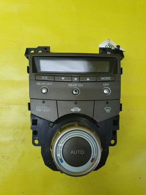 Блок управления климат-контролем Honda Odyssey RB1 K24A 2005