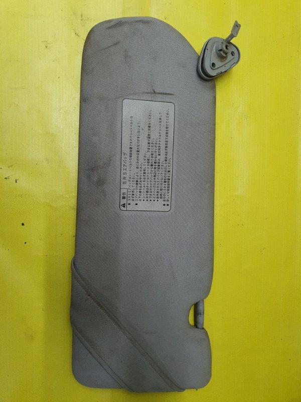 Козырек солнцезащитный Honda Odyssey RB1 K24A 2005 передний правый