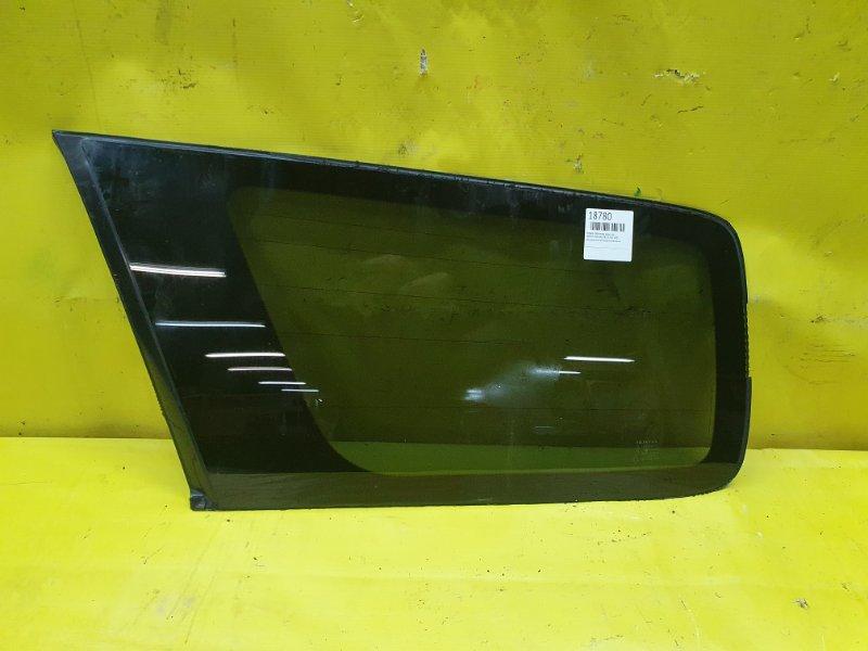 Стекло собачника Honda Odyssey RB1 K24A 2005 заднее левое