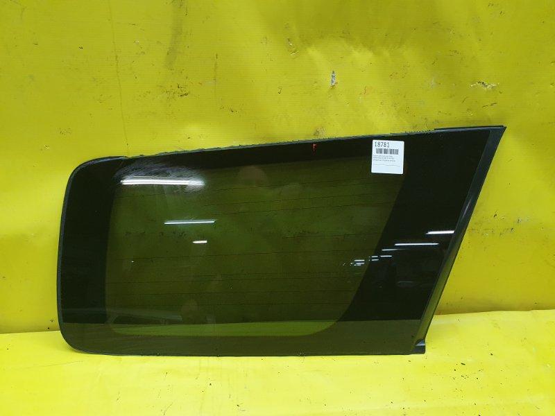 Стекло собачника Honda Odyssey RB1 K24A 2005 заднее правое