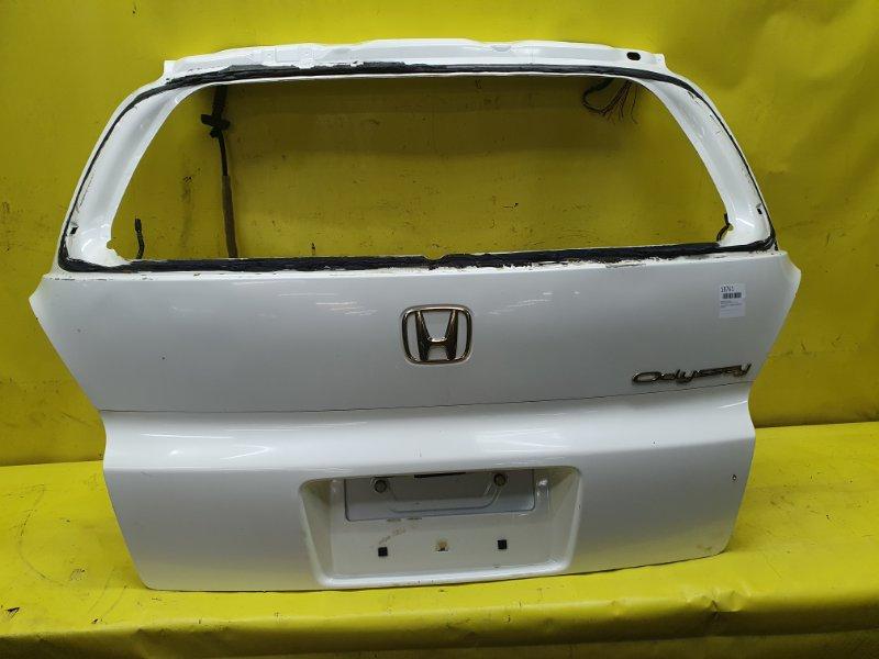Крышка багажника Honda Odyssey RB1 K24A 2005
