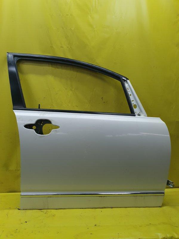Дверь Honda Odyssey RB1 K24A 2005 передняя правая