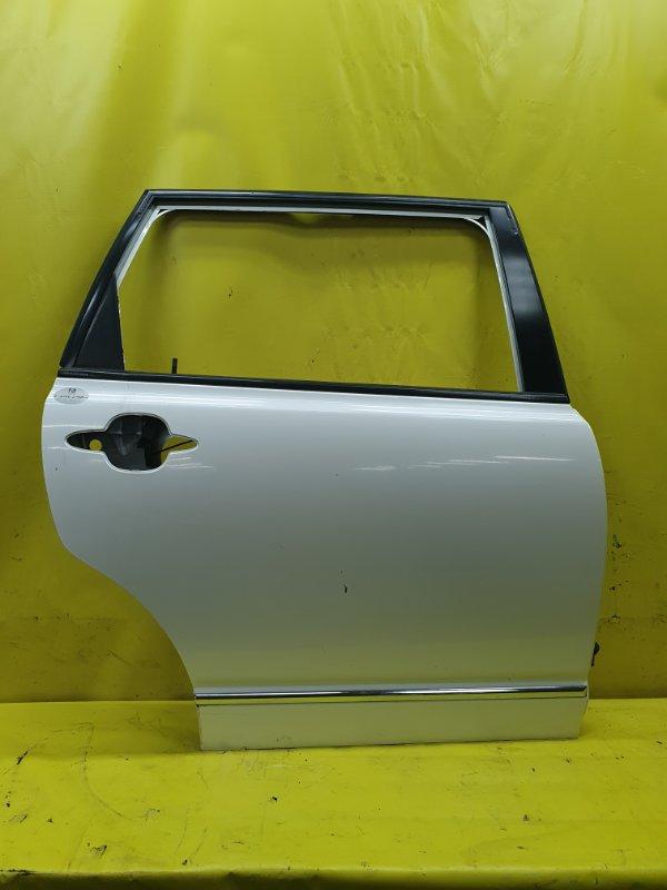 Дверь Honda Odyssey RB1 K24A 2005 задняя правая
