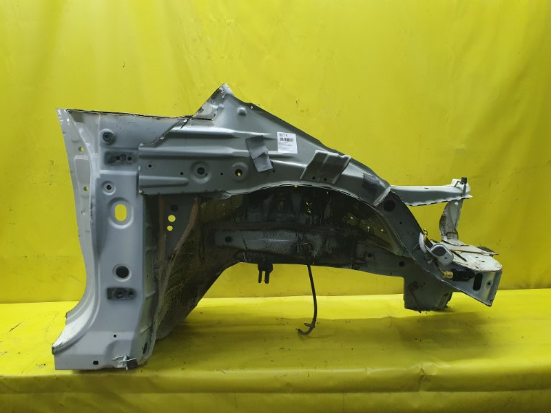 Лонжерон Honda Odyssey RB1 K24A 2005 передний правый
