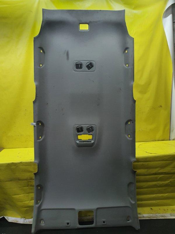 Обшивка потолка Honda Odyssey RB1 K24A 2005