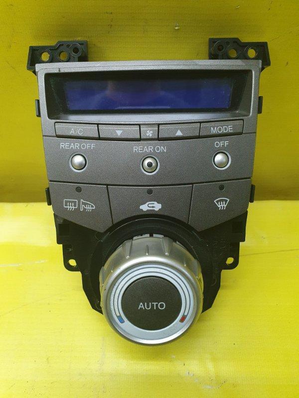 Блок управления климат-контролем Honda Odyssey RB1 K24A 2006