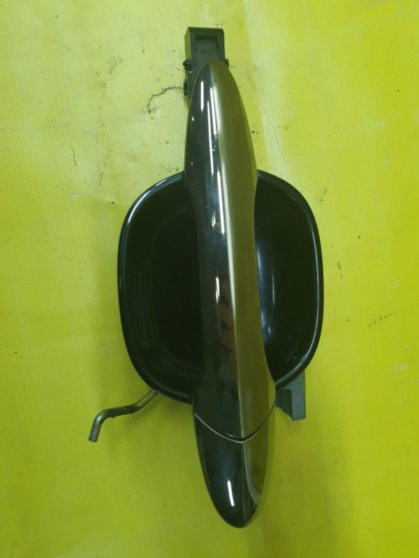 Ручка двери внешняя Honda Odyssey RB1 K24A 2006 задняя левая