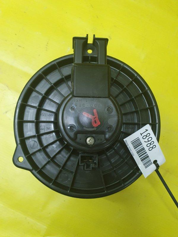 Мотор печки Honda Odyssey RB1 K24A 2006 задний