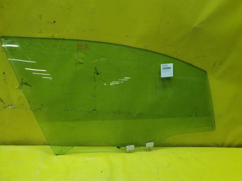 Стекло двери Honda Odyssey RB1 K24A 2006 переднее правое