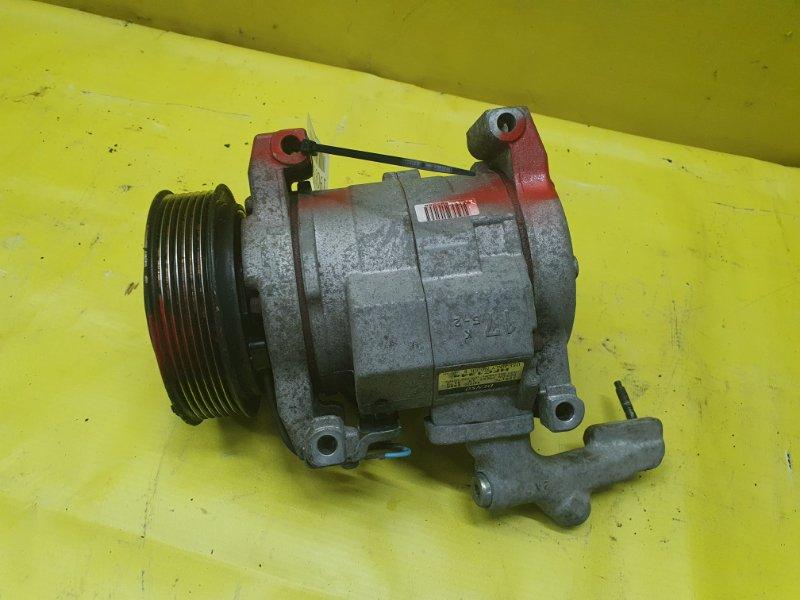 Компрессор кондиционера Honda Odyssey RB1 K24A 2006