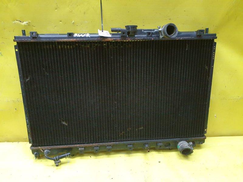 Радиатор основной Mitsubishi Chariot N11W 4G63