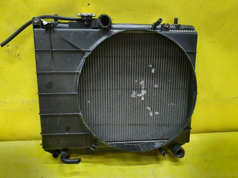 Радиатор основной Daihatsu Terios J100G HCEJ