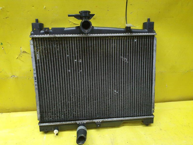 Радиатор основной Toyota Ractis SCP100 2SZ-FE