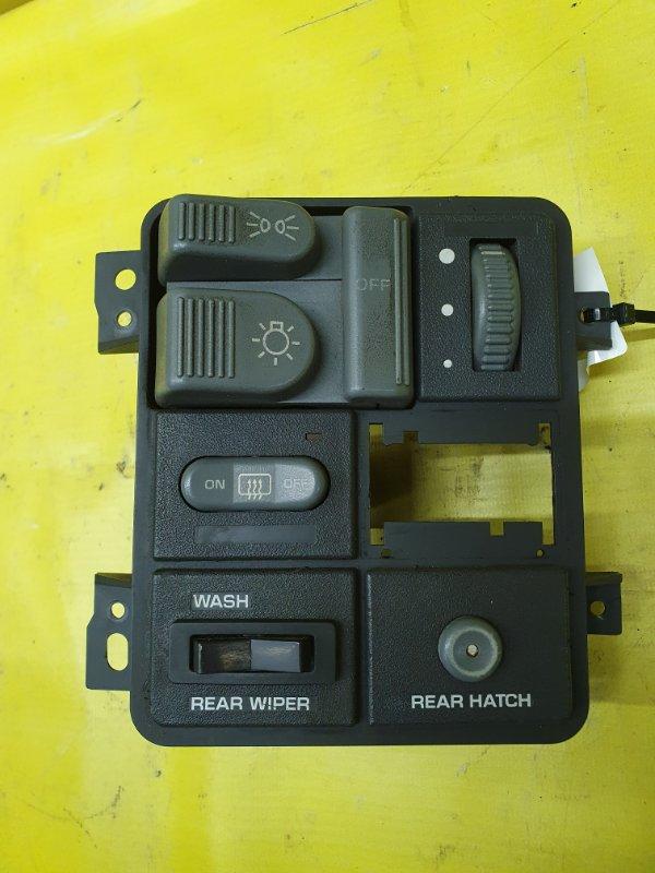 Блок управления светом Chevrolet Blazer 1995