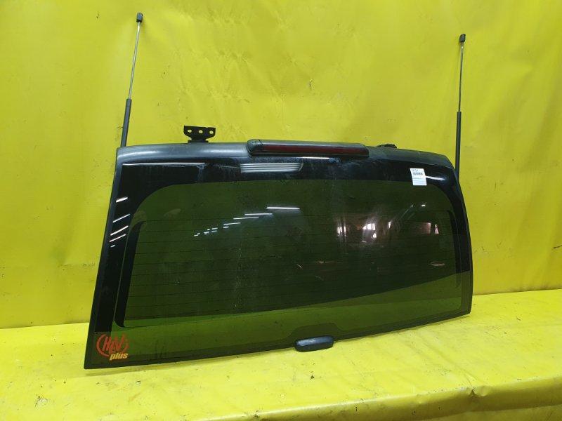 Стекло двери 5-й Chevrolet Blazer 1995 заднее