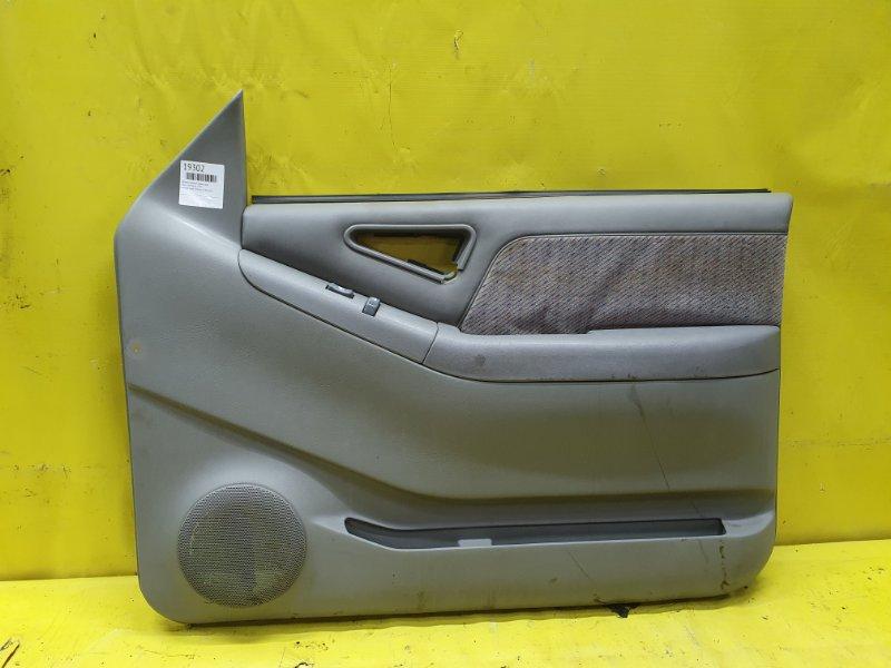 Обшивка дверей Chevrolet Blazer 1995 передняя правая