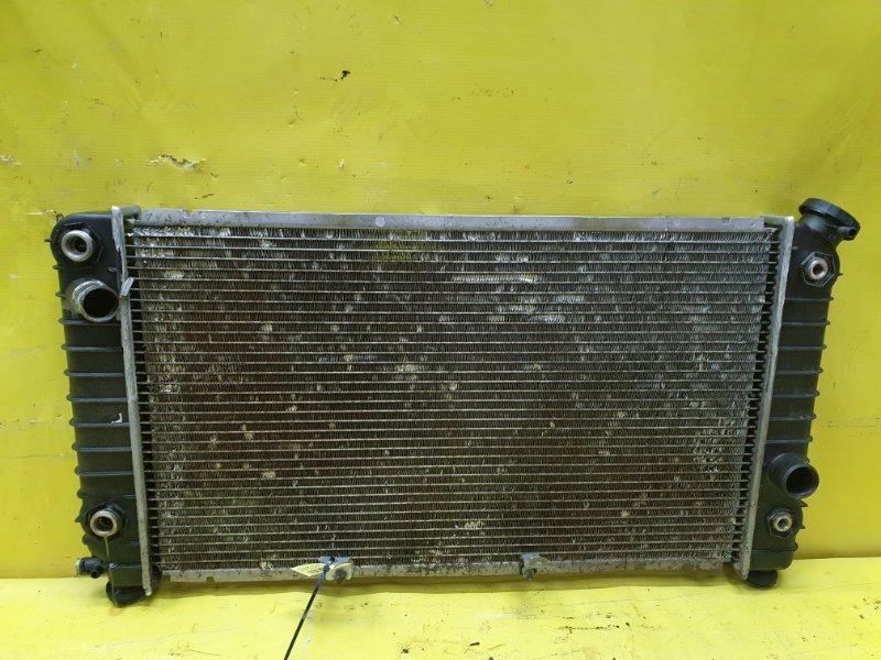 Радиатор основной Chevrolet Blazer 1995