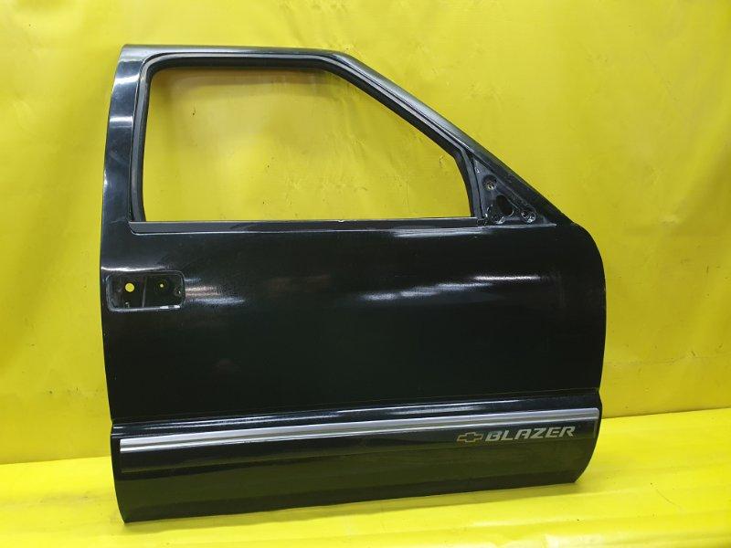 Дверь Chevrolet Blazer 1995 передняя правая