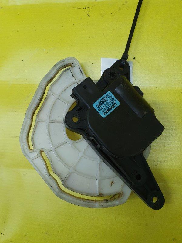 Сервопривод заслонок печки Hyundai Matrix G4ED 2005