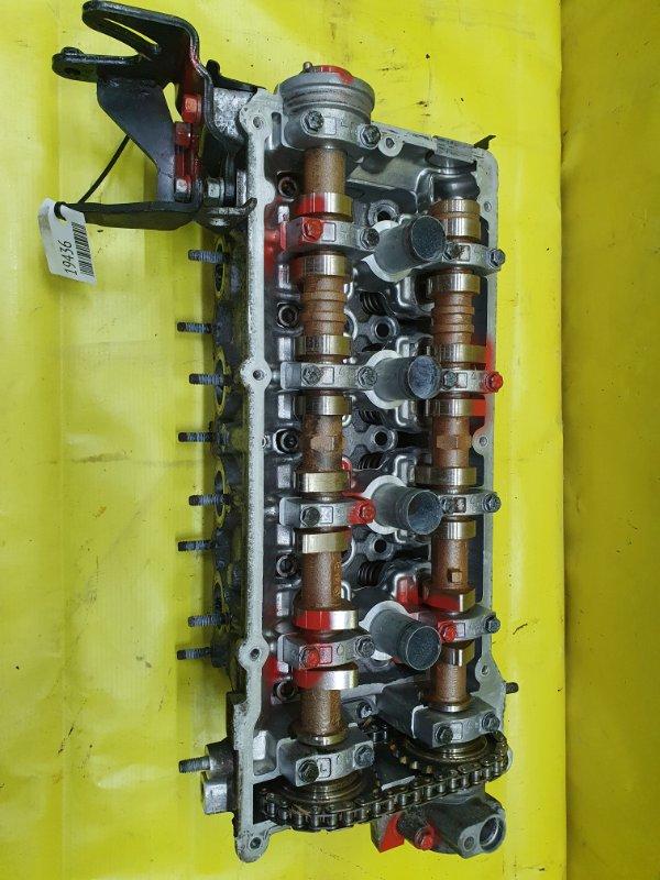 Головка блока цилиндров Hyundai Matrix G4ED 2005