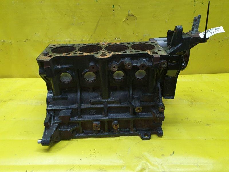 Блок двигателя Hyundai Matrix G4ED 2005