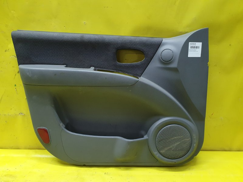 Обшивка дверей Hyundai Matrix G4ED 2005 передняя левая