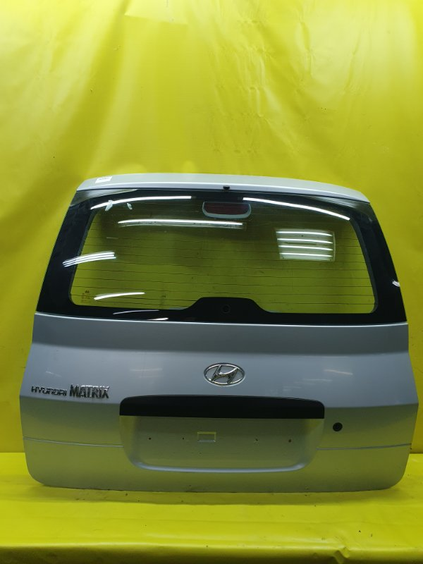 Крышка багажника Hyundai Matrix G4ED 2005 задняя