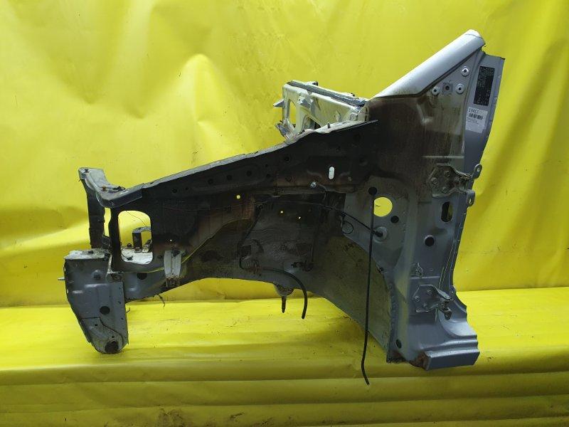 Лонжерон Hyundai Matrix G4ED 2005 передний левый