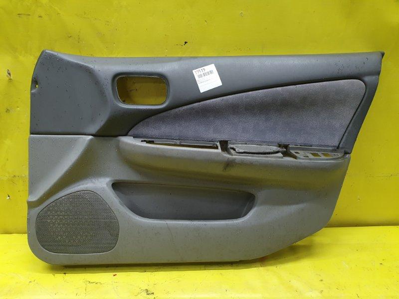 Обшивка дверей Nissan Sunny FB15 QG15DE 2001 передняя правая