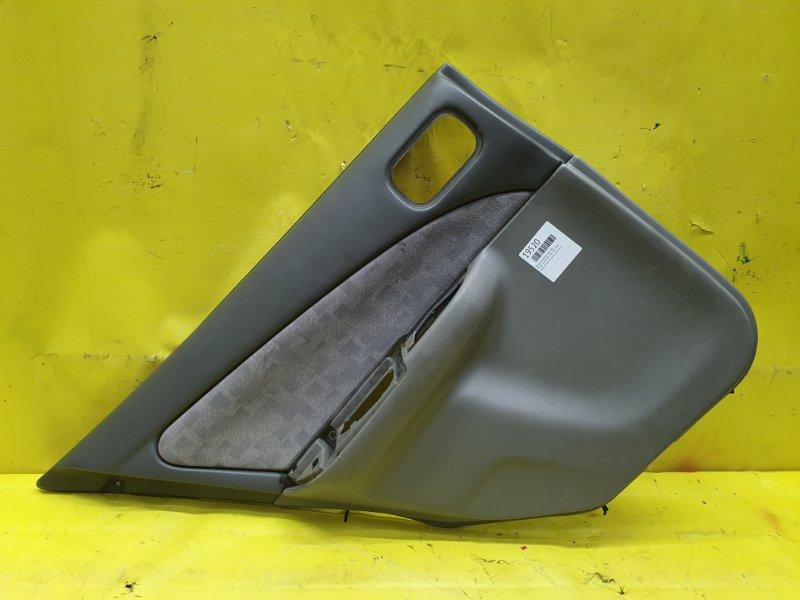 Обшивка дверей Nissan Sunny FB15 QG15DE 2001 задняя левая