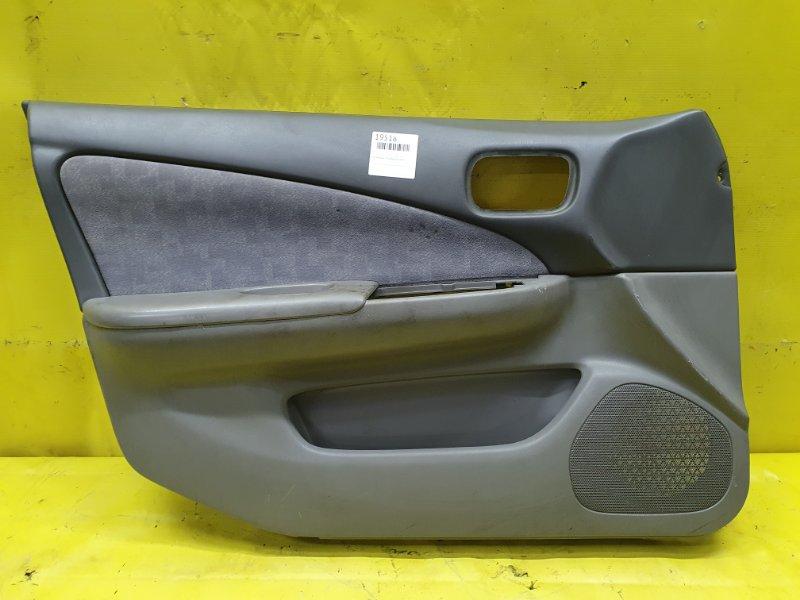 Обшивка дверей Nissan Sunny FB15 QG15DE 2001 передняя левая