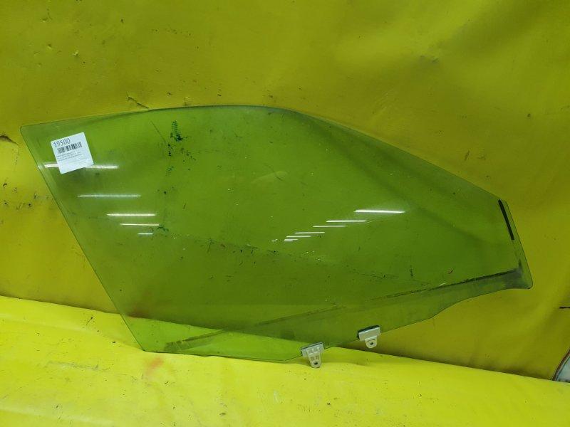 Стекло двери Nissan Sunny FB15 QG15DE 2001 переднее правое