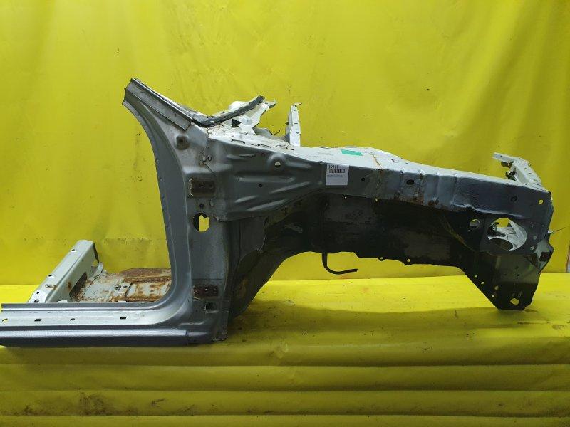 Лонжерон Nissan Sunny FB15 QG15DE 2001 передний правый