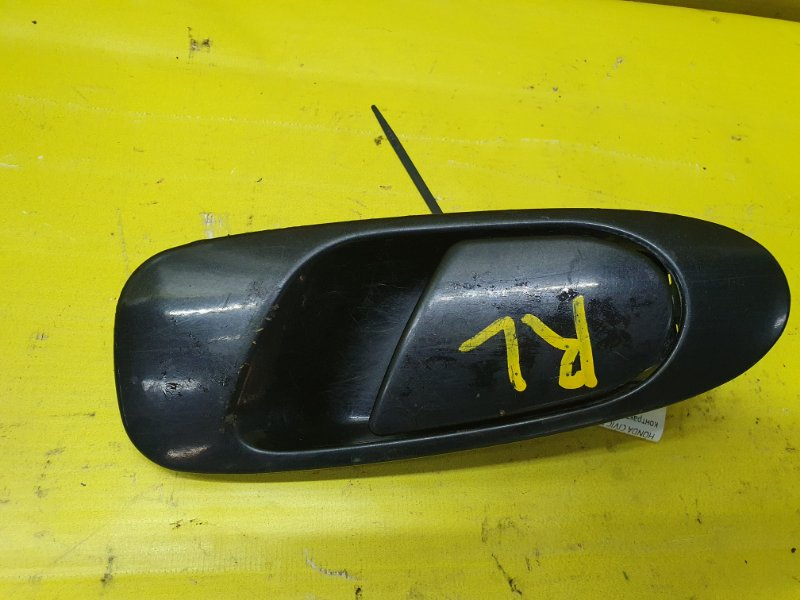 Ручка двери внешняя Honda Civic Ferio EG8 D15B 1993 задняя левая