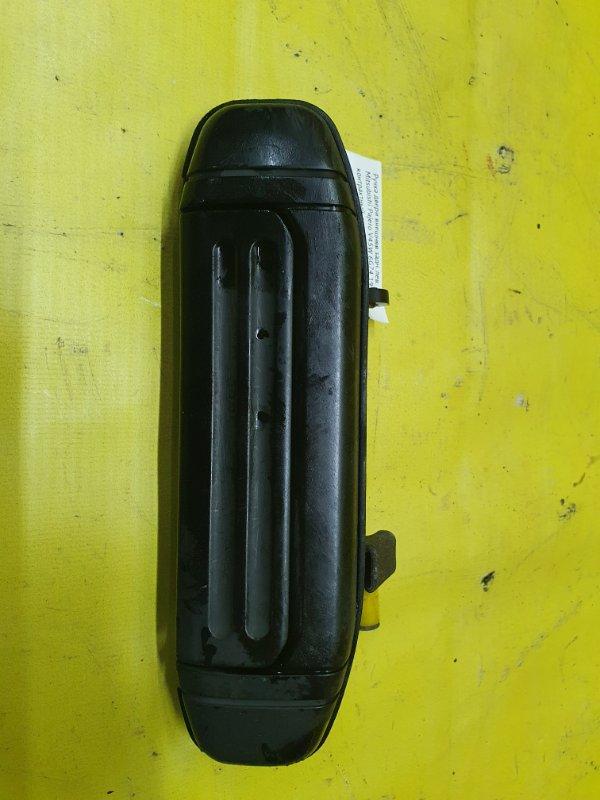 Ручка двери внешняя Mitsubishi Pajero V45W 6G74 1995 задняя левая