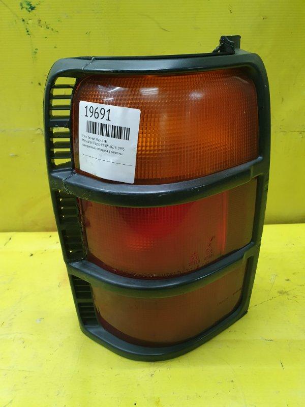 Стоп-сигнал Mitsubishi Pajero V45W 6G74 1995 задний левый