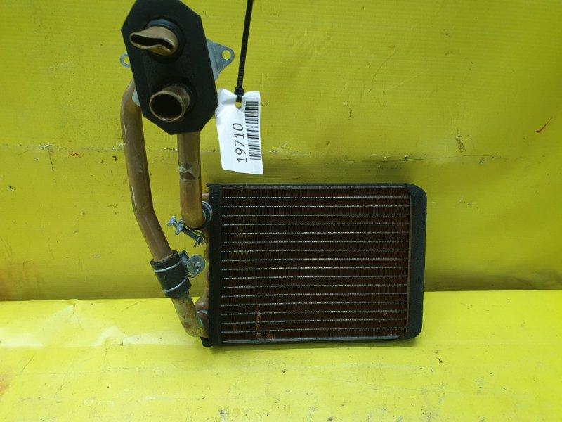 Радиатор печки Mitsubishi Pajero V45W 6G74 1995