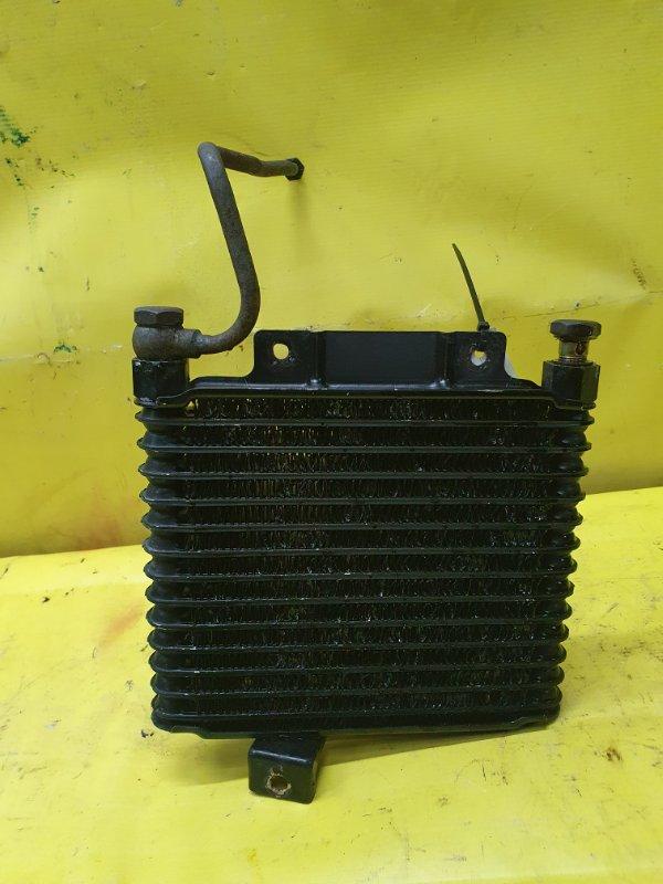Радиатор масляный Mitsubishi Pajero V45W 6G74 1995
