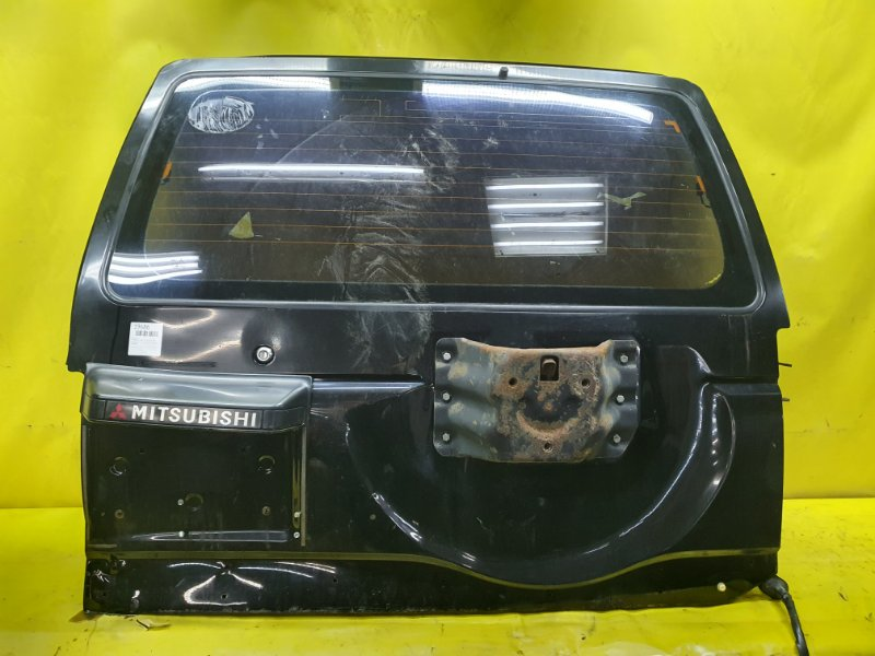 Дверь 5-я Mitsubishi Pajero V45W 6G74 1995