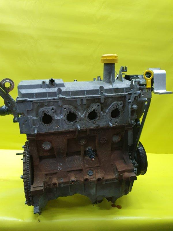 Двигатель Renault Logan K7MF 2011