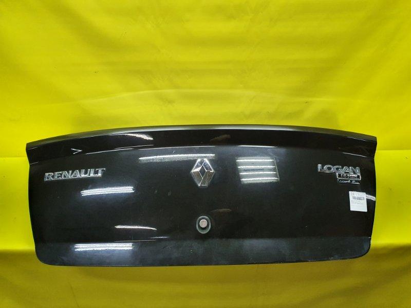 Крышка багажника Renault Logan K7MF 2011 задняя