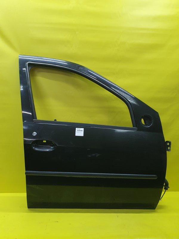 Дверь Renault Logan K7MF 2011 передняя правая