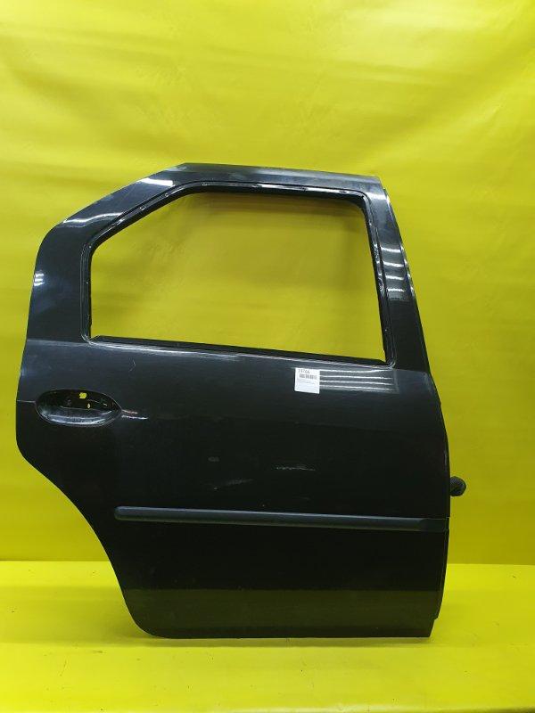 Дверь Renault Logan K7MF 2011 задняя правая