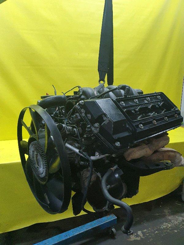 Двигатель Land Rover Range Rover L322 M62B44 2004