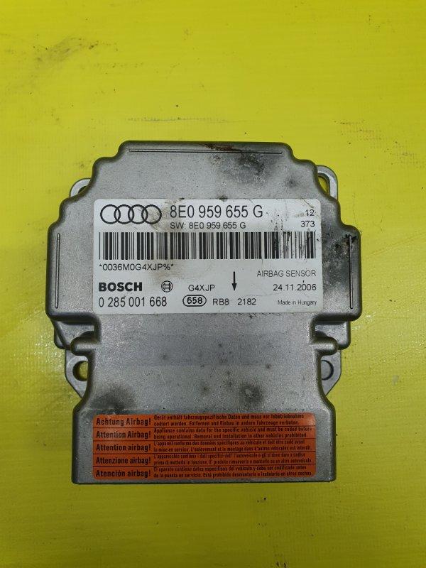 Блок управления аирбаг Audi A4 8E BWE 2007