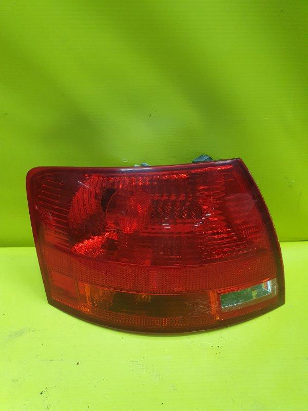 Стоп-сигнал Audi A4 8E BWE 2007 задний левый