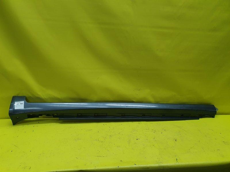 Порог Audi A4 8E BWE 2007 левый
