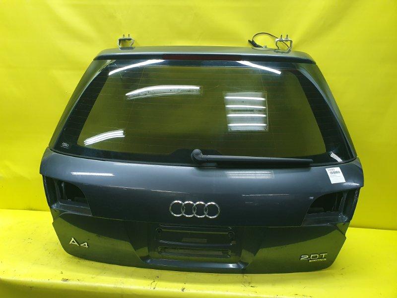 Крышка багажника Audi A4 8E BWE 2007